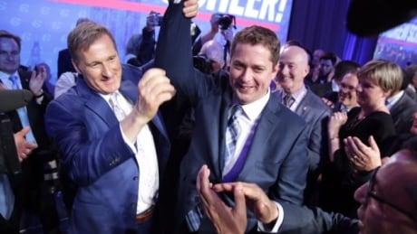 Andrew Scheer wins Conservative leadership