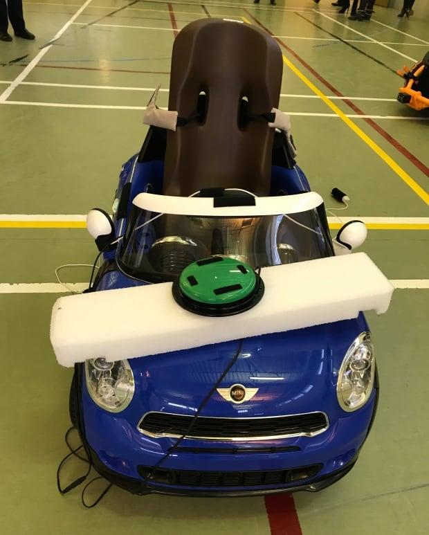 modified cars children regina rehab