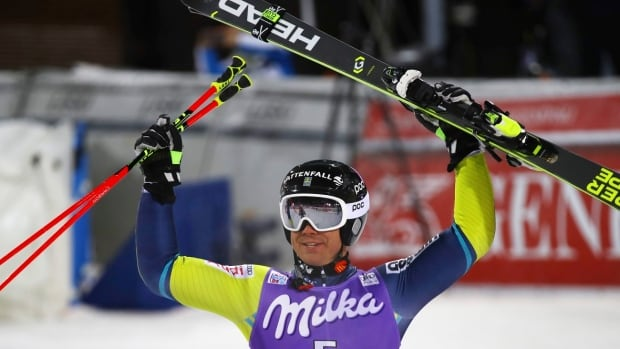 Skier Olsson claims first World Cup victory