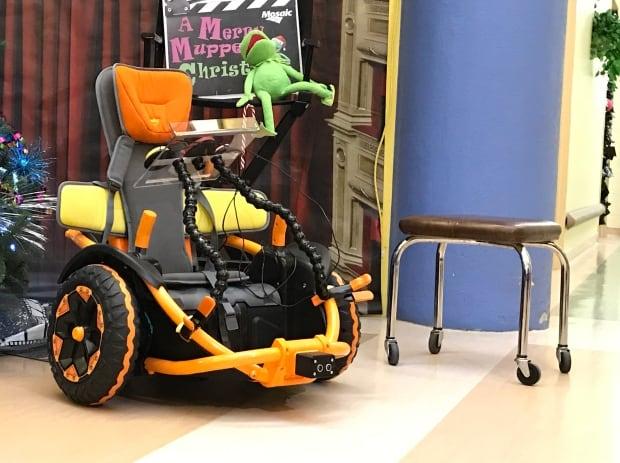 modified car chair wascana rehab