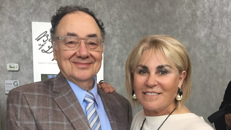 Barry Sherman allegedly duped by convicted fraudster | CBC News