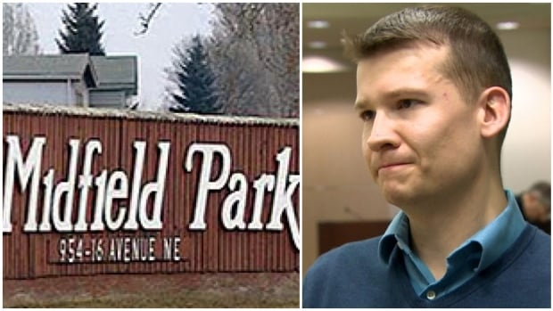 Coun. Jeromy Farkas couldn't get another member of council to second his motion around Midfield Mobile Home Park, meaning it wasn't debated.