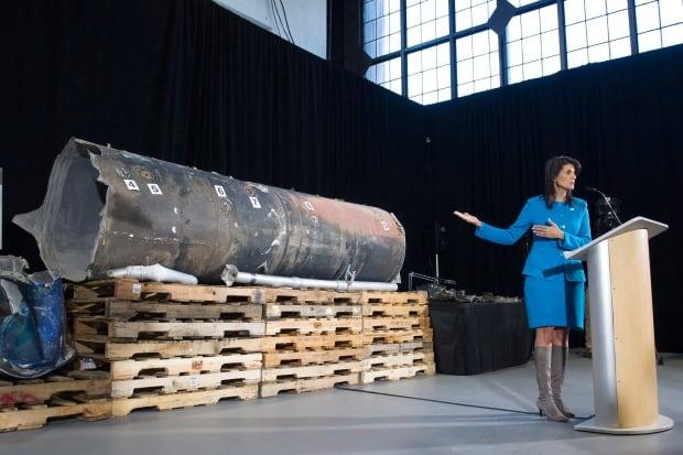 US Exposing Iran