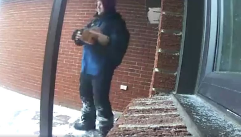 An Ottawa resident installed a security camera out his front window to catch porch pirates after one of his UPS packages was stolen from his doorstep last ...
