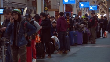 Arrest made as B.C. Mounties investigate alleged ring of thieves targeting airports