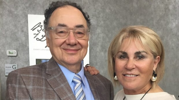 Billionaire philanthropist couple Barry and Honey Sherman, shown in this photo from the United Jewish Appeal, were found dead in their home in December. Police called their deaths 'suspicious' but have said very little about the case.