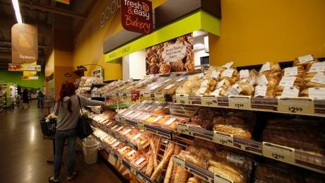 bakery bread grocery