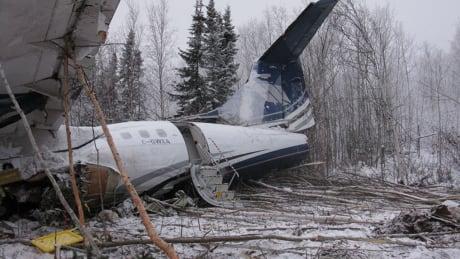 Plane crash Fond-du-Lac