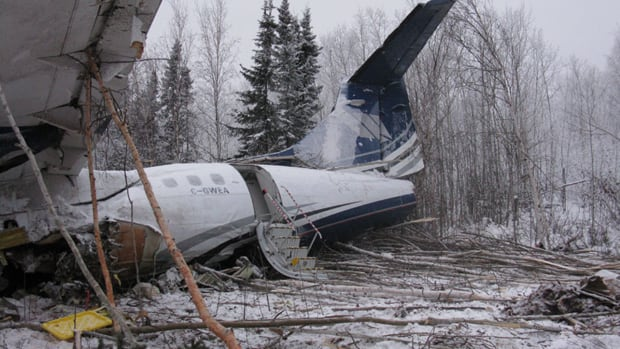 West Wind Aviation's aircraft was involved in a Dec. 13 crash in the northern Saskatchewan community of Fond-du-Lac.  Several people on the flight were seriously injured in the crash.