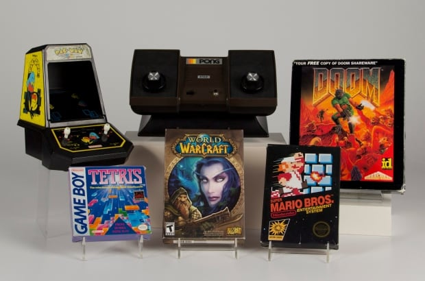 Video Games Hall of Fame