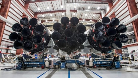 Space SpaceX New Rocket