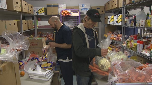 Food Bank Christmas Hampers Saskatoon