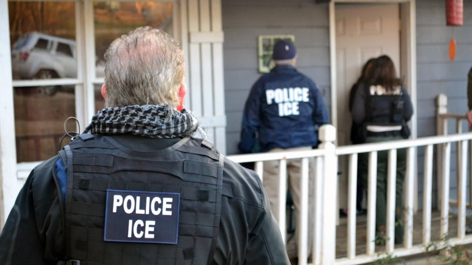 A lawsuit alleges that U.S. Immigration and Customs Enforcement (ICE) forced Somali detainees to sit in shackles for nearly 48 hours on an attempted deportation flight to Somalia.