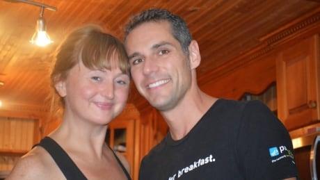 Stephanie Horwood and Fred Reinthaler