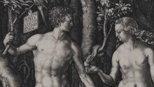 Adam and Eve/Albrecth Dürer