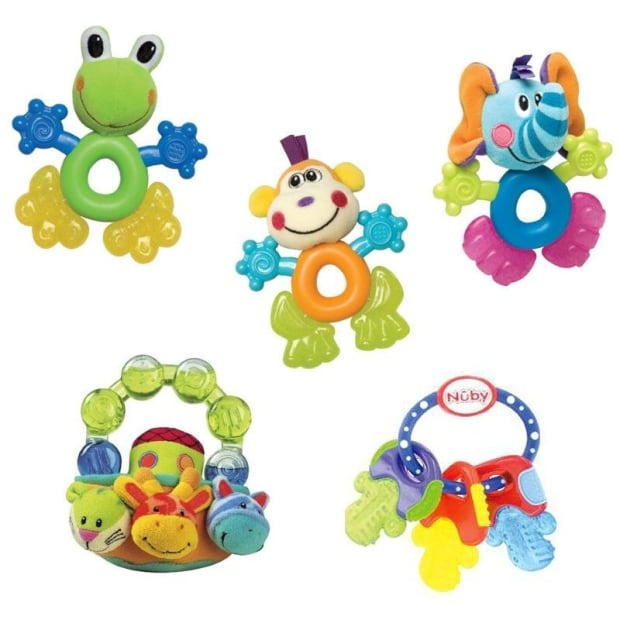 recalled toys teethers