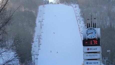 South Korea Olympics Cold Games