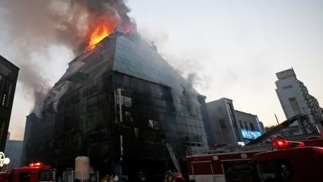 South Korea Deadly Fire