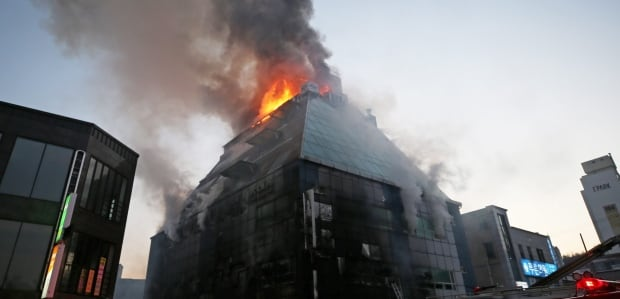South Korea Deadly Fire