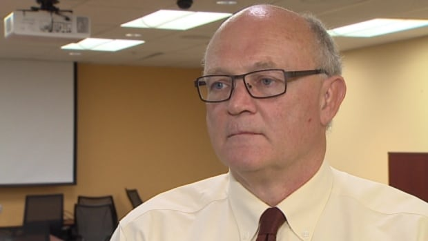 Robert Strang Nova Scotia chief medical officer