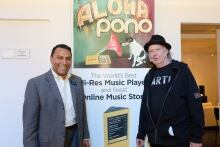 HARMAN and PonoMusic Partnership Announcement