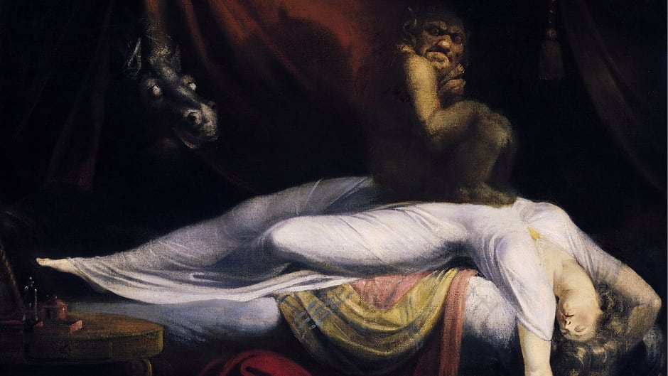 """""""What I hope to prove is that the Romantic period is the gestational period for insomnia, how we think about it culturally and medically,"""" says Katie Hunt, a Queen's University PhD student."""