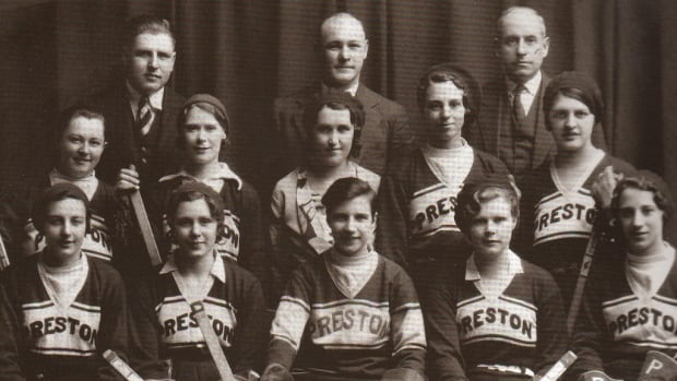 The Preston Rivulettes are the inspiration for a new play out of Kamloops, B.C. called Glory.