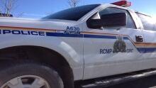 RCMP patrol car