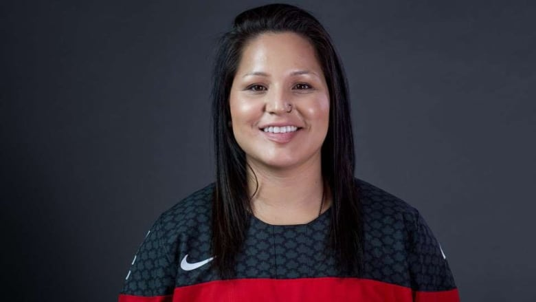 336c513589f Lacquette is the 1st First Nations woman athlete to ever be selected for  Canada s women s Olympic hockey team.