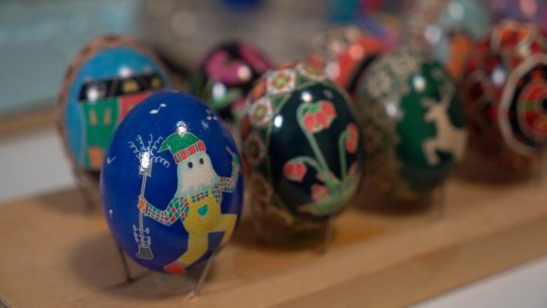 Ukrainian Christmas.Ukrainian Christmas Decorations With A Newfoundland Twist