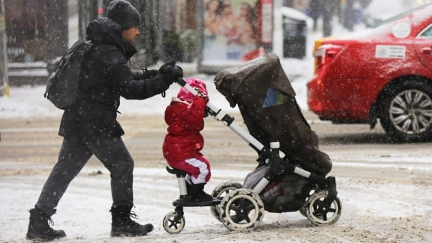 Extreme cold ends but more snow on the way for GTA