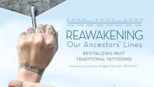 reviving traditional inuit tattooing