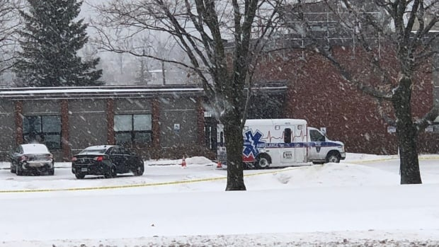 Ontario's Special Investigations Unit (SIU) is investigating a shooting Saturday at the OPP detachment in Morrisburg, Ont.