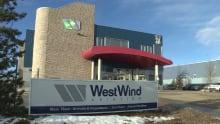 West Wind Aviation office in Saskatoon