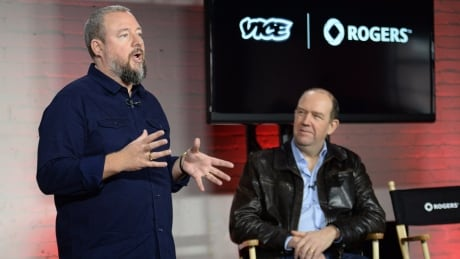 Rogers and Vice to end partnership, with Vice hinting at new Canadian plans