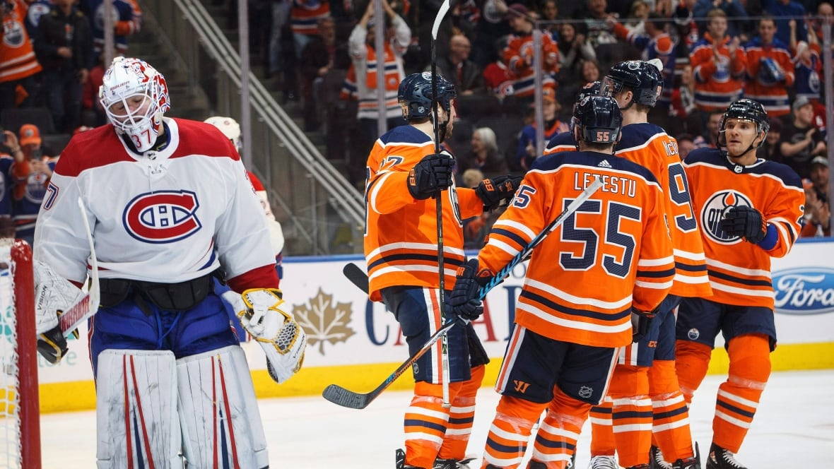 Edmonton Oilers vs. Montreal Canadiens - 12/23/17 NHL Pick, Odds, and Prediction