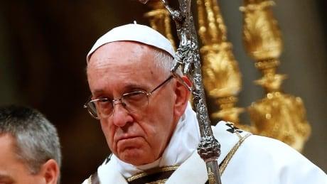 CHRISTMAS-SEASON/POPE MIDNIGHT MASS