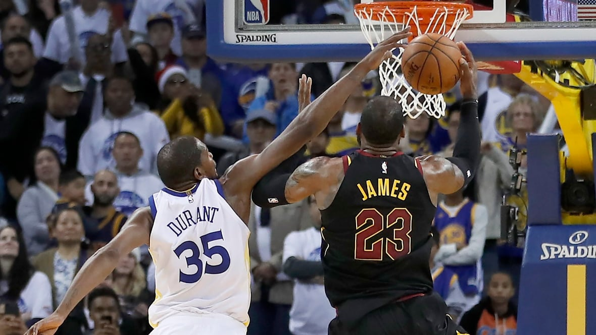 Durant fouled LeBron multiple times: National Basketball Association confirms in L2M report