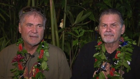 'Best Christmas present': Lifelong best friends discover they're actually brothers