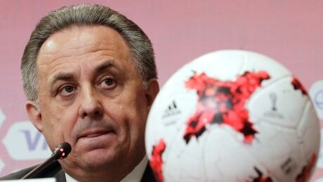 Vitaly Mutko steps down as head of World Cup organizing committee thumbnail
