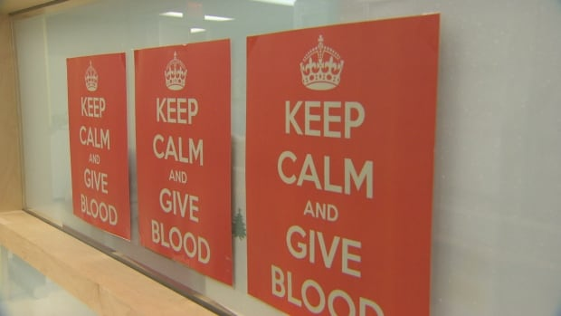 Canadian Blood Services in need of donations