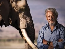Elephant and David Suzuki **only use for this doc