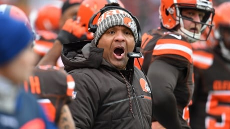 Hue Jackson finally fired by Browns after going 3-36-1