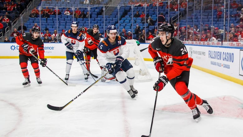 WJC: Canada's Victory Over Slovakia Was Rousing, The Empty Seats Are The Downer