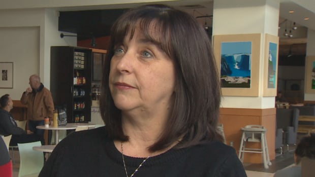Dorothy Keating is the chair of the St. John's Board of Trade.