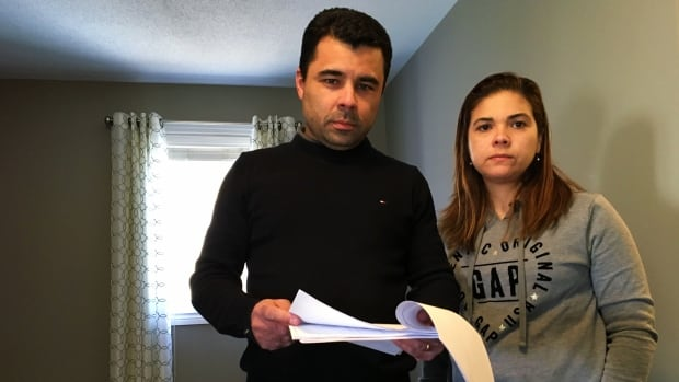 Jean and Marise Deodato finally received their belongings from U-Haul on Dec. 29, 10 days after the expected delivery date.