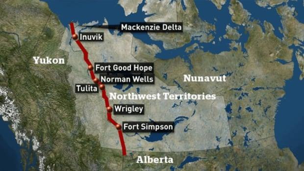 Mackenzie Valley Pipeline
