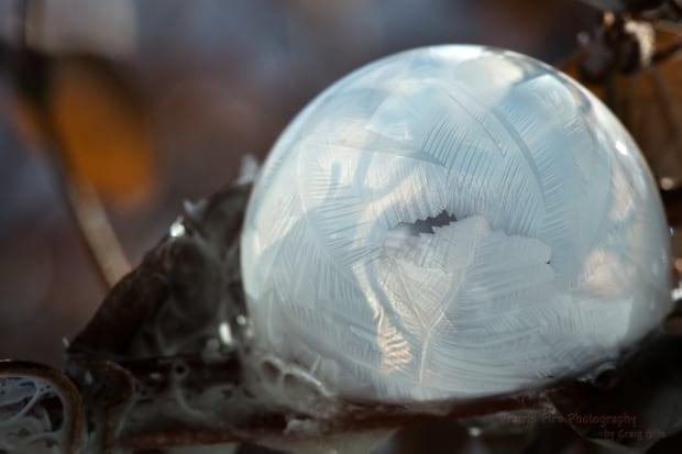 Nested frozen bubble