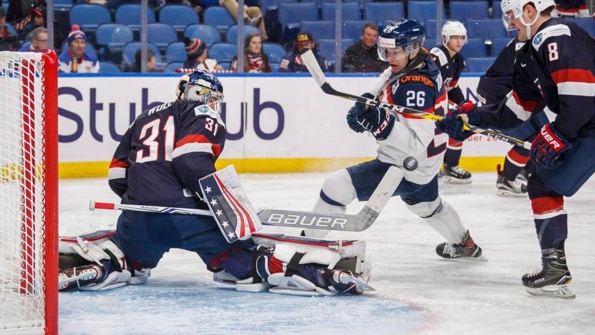 WJC: Slovakia Beats USA 3-2 In Huge World Juniors Upset