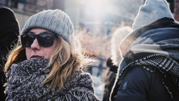 The extreme cold alert may be over, but it's not exactly warm in Toronto on New Year's Day.